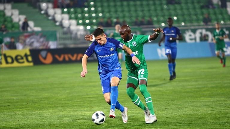 Капитанът на Левски Иван Горанов виси за мачовете на националния отбор