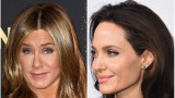 Последните думи на Дженифър Анистън към Анджелина Джоли