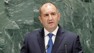 Радев иска Западните Балкани в ЕС, от трибуната на ООН