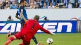 Хофенхайм с дебютна победа в Бундеслигата, съвсем занули Шалке 04 - 2:1!