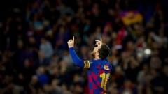Барселона вече е с повече голове в Ла Лига от Реал (Мадрид)