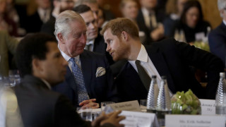 Принц Хари, принц Чарлз и един навик, който се предава по наследство