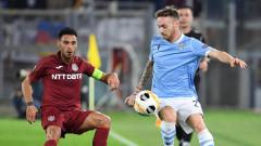 Лацио съхрани плахи надежди за второто място в група Е