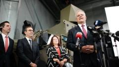 Австралия засилва отбраната с местно производство на управляеми ракети