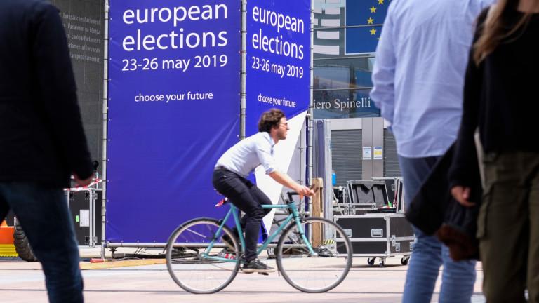 Европа е свидетел на безпрецедентна кампания с различни инициативи, които