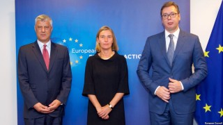 Косово не дава и дума да се обели за размяна на територии със Сърбия