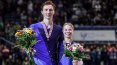 Тарасова и Морозов спечелиха европейската титла по фигурно пързаляне