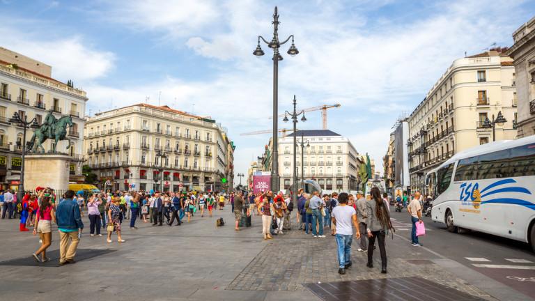Испания с най-ниската безработица от 10 години