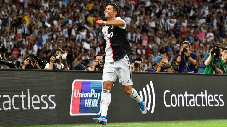 Кристиано Роналдо поднови тренировки с Ювентус