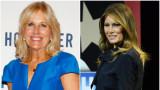 Мелания Тръмп, Джил Байдън и срещата между двете, която още не се е състояла