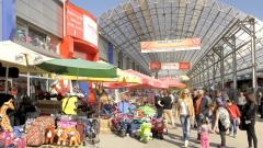 "56 опасни детски играчки откри проверка на базара в ""Илиянци"""
