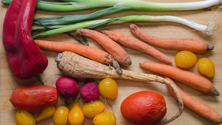 Бъдеще без развалени плодове и зеленчуци