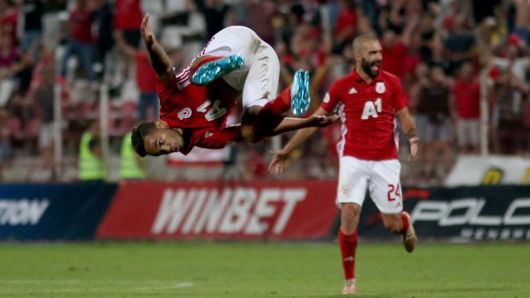 ЦСКА има 6 победи в последните си 10 домакинства в Европа