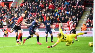 Шефилд Юнайтед победи Борнемут и се доближи на 2 точки от четвърто място
