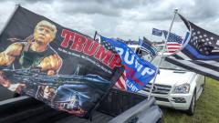 Тръмп наруши правилата с митинг на закрито в Невада