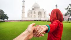Изживей Индия, посети Тадж Махал