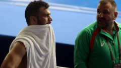 Тарек Абделслам загуби с туш от представител на Азербайджан на Евро 2020 в Рим