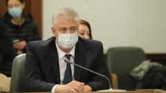 Балтов доволен, че болниците са подготвени, но обстановката остава критична