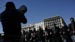 Гърците с национална 24-часова стачка