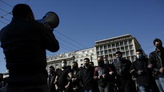 Стачка парализира Гърция