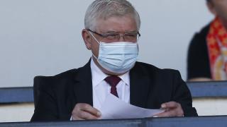 Кирил Ананиев: Ако процесът със заразени продължи, мачовете остават без публика