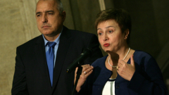 България е на пето място по усвояване на евросредства, обяви Кристалина Георгиева