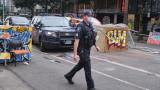 Около 60 пострадали полицаи при безредици в Сиатъл