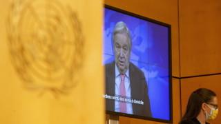 ООН призова държавите да забранят противопехотните мини