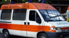 Две коли се удариха на пътя  Кюстендил-Дупница