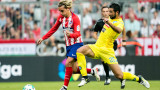 Атлетико (Мадрид) победи Наполи с 2:1