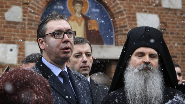 Сърбия няма да признае Косово, отсече Вучич