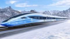 Китай ще има  високоскоростен влак за Зимната олимпиада