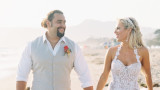 Русев, Лана и годишнината от сватбата им