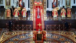 """За църквата в Русия вдигането на данъците на богатите е """"морално оправдано"""""""