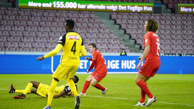 Мидтиланд и Краев са на крачка от груповата фаза на Шампионската лига