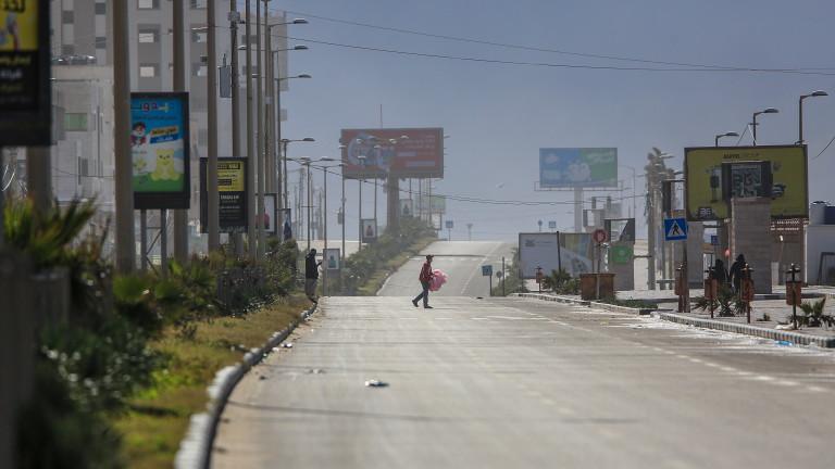 Ракетен обстрел от Газа по Израел се размина без жертви и ранени