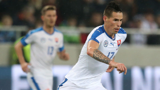 Хамшик е №1 по мачове за националния отбор на Словакия