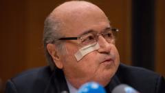 Блатер: Дори няма да уважа обвиненията на Хоуп Соло с отговор