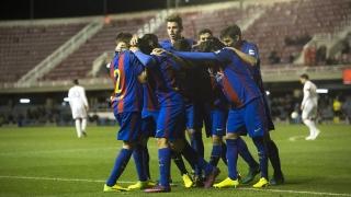 Барселона Б закри испански клуб с 12:0!