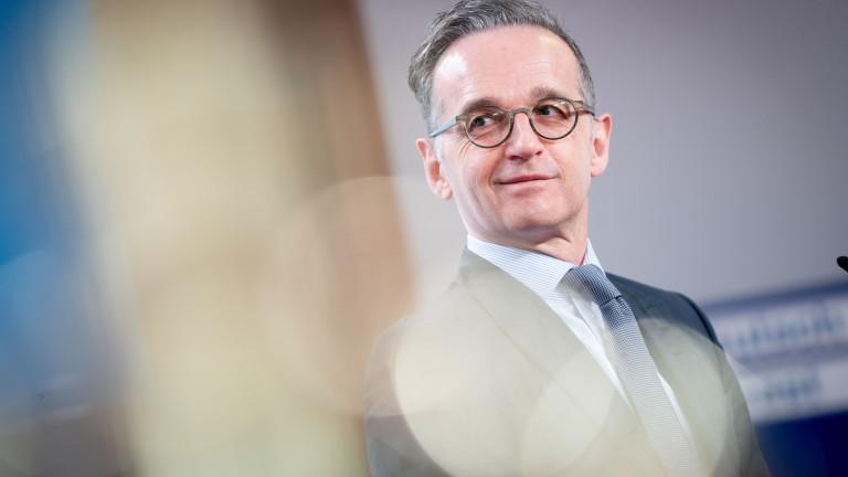 Германия предупреди, че последното развитие не се отразява добре върху