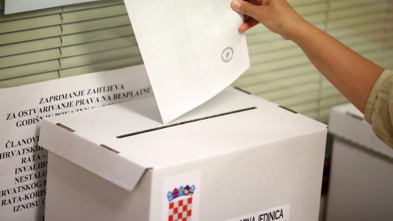 В Хърватия се заформя нов стар кабинет. Премиерът Андрей Пленкович