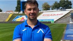Д-р Андрей Переход от Беларус е новият доктор на Левски
