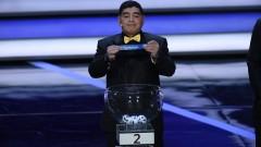 Диего Марадона: Спрях дрогата благодарение на моята малка дъщеря