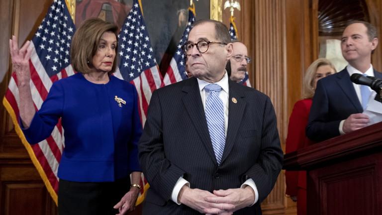 Демократите от Камарата на представителите на САЩ публикуваха обвиненията срещу