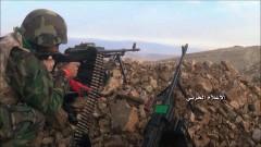 Израел удари по Хизбула в Сирия