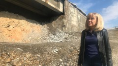 Отклонили вода и от Владайския канал за водния режим в Перник