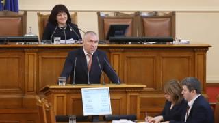 Марешки иска референдум за еврото, вносния боклук и изборите