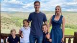 Семейната идилия на Иванка Тръмп