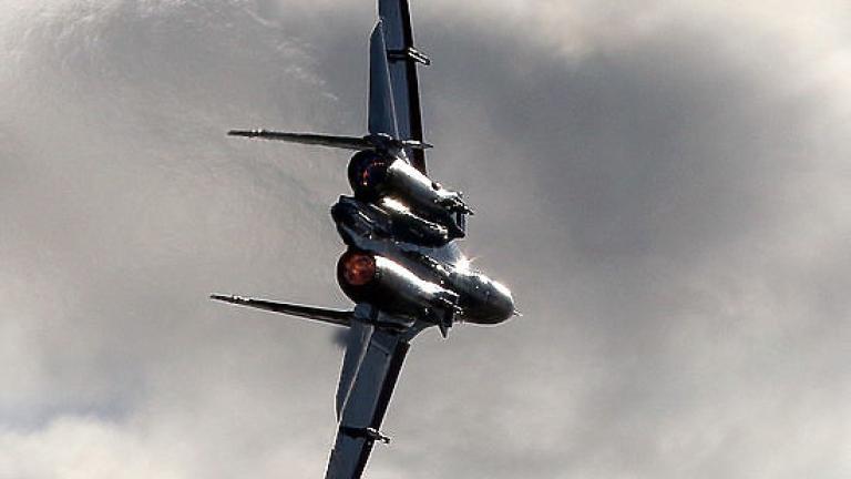 САЩ свалиха сирийски военен самолет край Ракка