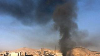 """Ожесточени боеве между """"Ислямска държава"""" и Дамаск за военна база"""